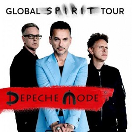 Depeche Mode Wien Tickets